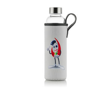 Borosilicate Glass Bottle with EUJ