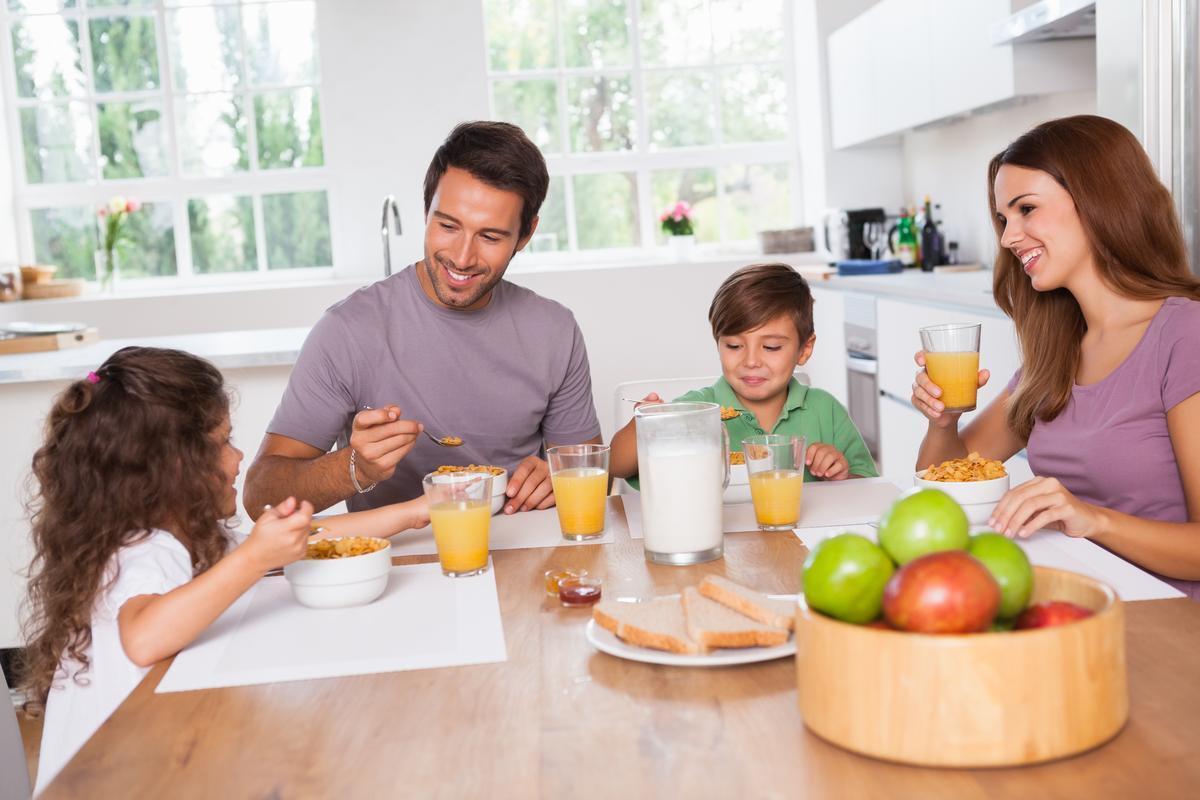 Родители — образец для подражания