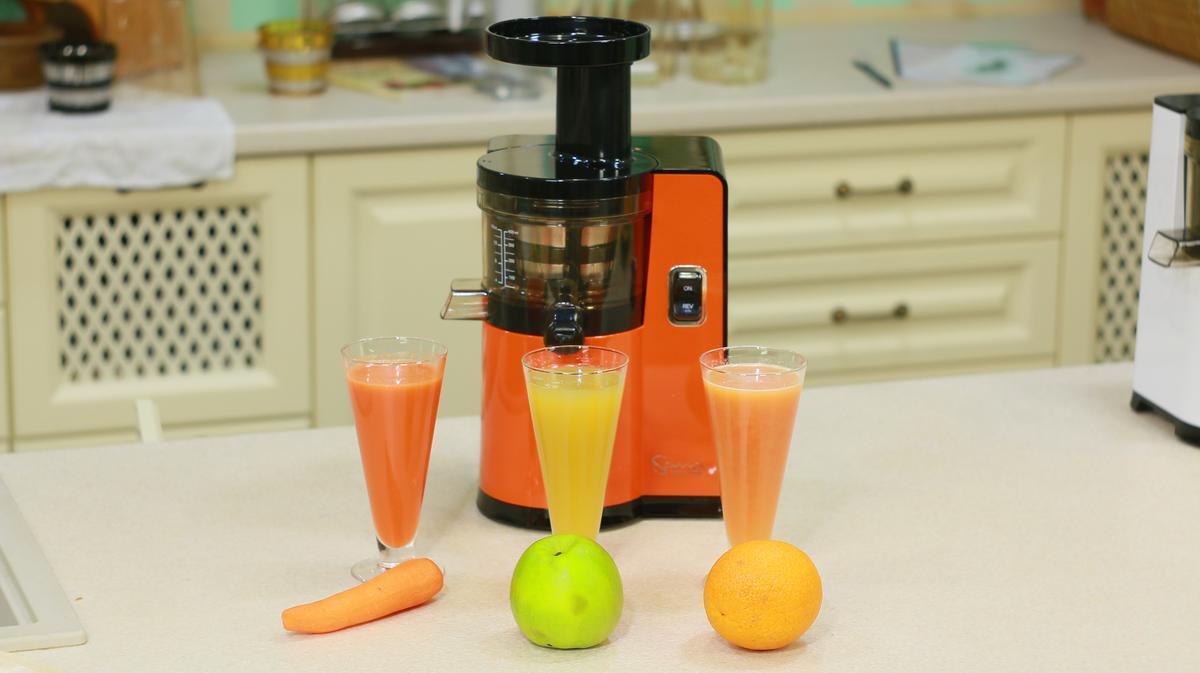 Sana Juicer EUJ-808 orange