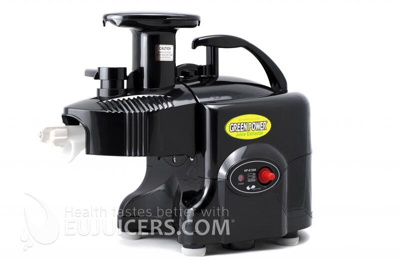 Green Power Kempo Juicer black