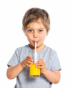 Свежие соки – здоровые дети